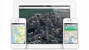 Apple đã thay thế Google Maps một năm trước khi hết hợp đồng