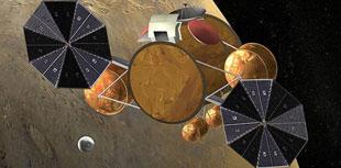 Mỹ tìm cách đưa đất Sao Hỏa về Trái Đất