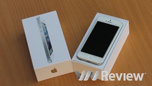 Giá iPhone 5 ngày 27/9: đã xuống dưới 23 triệu đồng