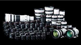 Các loại ống kính Canon