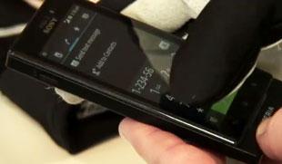 Xperia Sola có thêm chế độ dùng găng tay