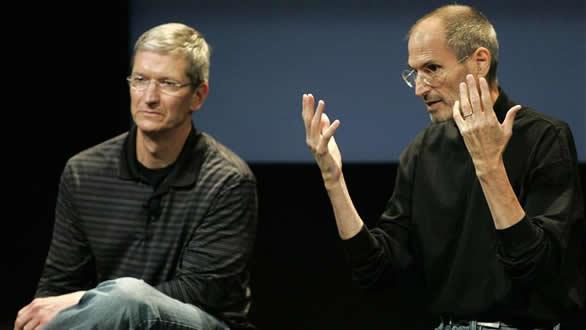 iPhone 5 mới là sản phẩm cuối cùng của Steve Jobs