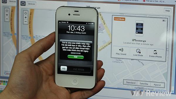 Hướng dẫn sử dụng ứng dụng Find My iPhone