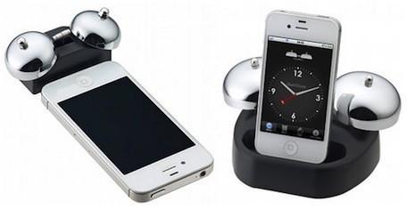 iBell cho iPhone có thể giúp đánh thức người ngủ sâu