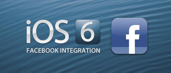 Tìm hiểu tích hợp Facebook trong iOS 6