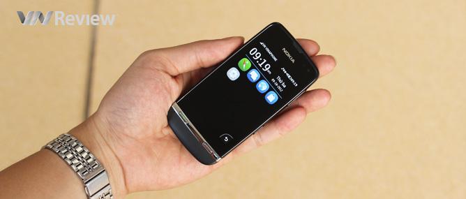 Nokia Asha 311 có gì hấp dẫn?