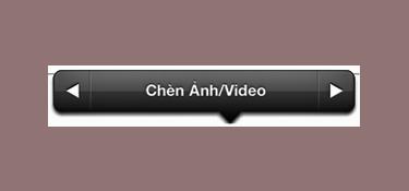 Đính kèm ảnh và video khi soạn mail trên iOS 6