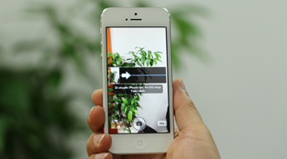 Chụp ảnh panorama trên iPhone 5, iPhone 4S