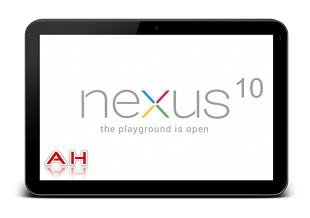 Google hợp tác với Samsung sản xuất máy tính bảng Nexus 10 inch