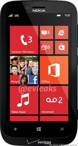 Nokia Atlas có thể là điện thoại WP8 tiếp theo của Verizon