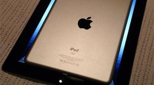 Ảnh iPad Mini lộ diện trên Twitter, chỉ hỗ trợ Wi-Fi