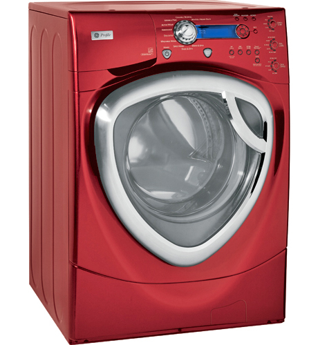 Máy giặt GE Profile bị thu hồi