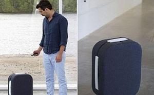 Sản phẩm độc đáo: chiếc vali luôn theo sau bạn như một chú chó trung thành