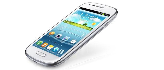 Giá Samsung Galaxy S III Mini tầm 10 triệu đồng