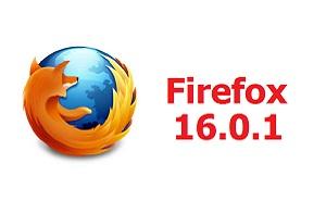 Mozilla phát hành Firefox 16.0.1 để vá bốn lỗ hổng bảo mật