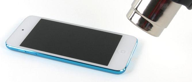 iPod Touch 5 rất khó sửa chữa