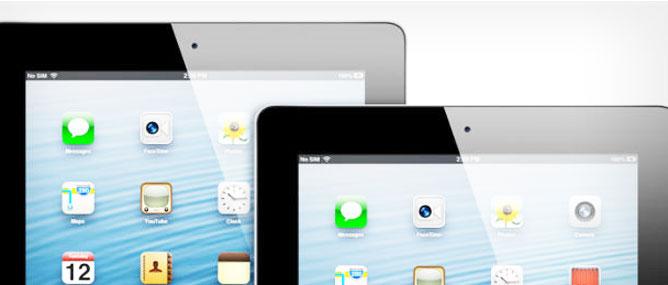 Giá bán iPad Mini từ 6,7 triệu đồng?