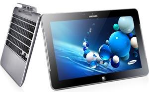 Samsung công bố giá Ultrabook, AIO, laptop lai tablet chạy Windows 8