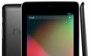Google Nexus 7 32GB sẽ được bán ra trong tuần này