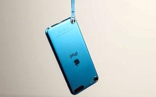 iPod Touch mới quá mỏng để trang bị cảm biến ánh sáng