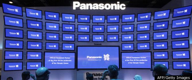 TV Panasonic sẽ dần biến khỏi kệ?