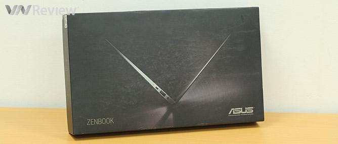 Đánh giá Asus Zenbook Prime UX21A