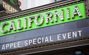 Chùm ảnh Apple chuẩn bị cho sự kiện 23/10 tại Nhà hát California