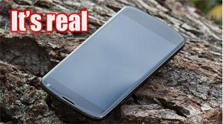 LG xác nhận Nexus 4 sẽ ra mắt vào ngày 29/10