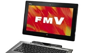 Fujitsu giới thiệu một loạt tablet Windows 8 mới