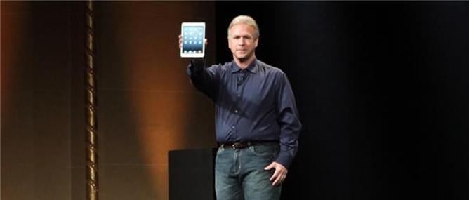 Apple công bố iPad Mini: 7.9 inch, chip A5, LTE, giá từ 329 USD