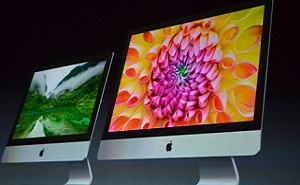 iMac mới: mỏng 5mm, 27 và 21.5 inch, bỏ ổ đĩa quang, giá từ 1299 USD