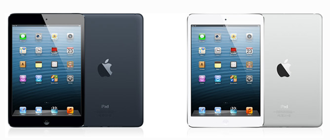 Cấu hình iPad mini