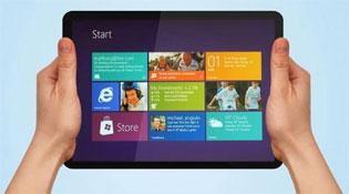 Windows RT có driver của 420 triệu thiết bị