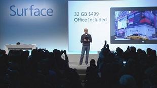 Microsoft tiết lộ thêm nhiều chi tiết về Surface