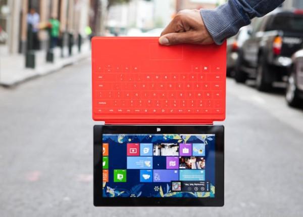 Đánh giá máy tính bảng Microsoft Surface