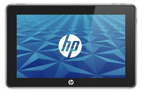 Máy tính bảng TouchPad chạy WebOS của HP ra mắt