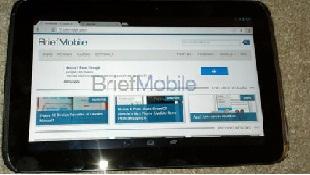 Xuất hiện hình ảnh và clip về chiếc tablet Google Nexus 10