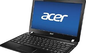 Acer cập nhật laptop AO725 với Windows 8, giá 6,3 triệu