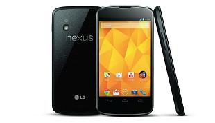 Google và LG công bố Nexus 4, giá 299 USD