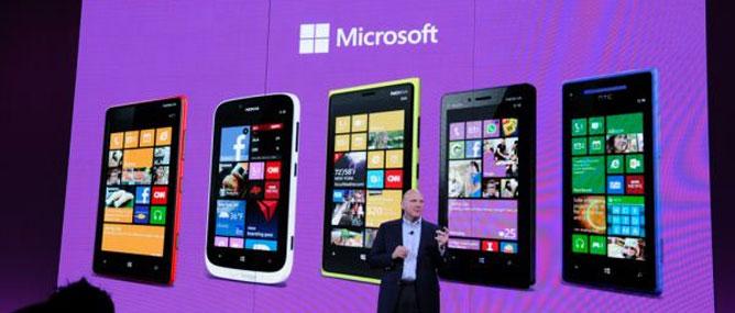 Microsoft tiết lộ thêm 12 tính năng mới của Windows Phone 8