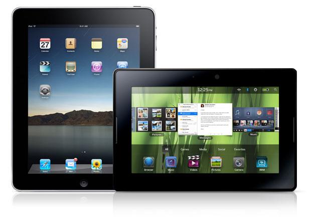 BlackBerry PlayBook chính thức ra mắt thị trường