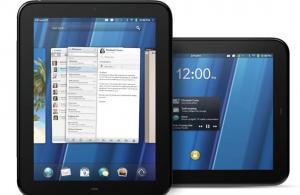 HP ra mắt máy tính bảng TouchPad đầu tiên