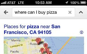 Google cung cấp ứng dụng Voice Search cho iOS, Siri hãy coi chừng