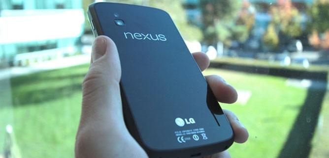 Trên tay Google Nexus 4: siêu smartphone, siêu rẻ