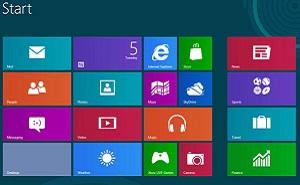 Cách thực hiện các cử chỉ điều hướng trong Windows 8