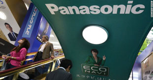 Panasonic dự kiến lỗ 10 tỷ USD
