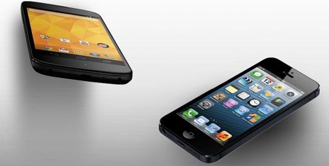 20 lý do Nexus 4 tốt hơn iPhone 5