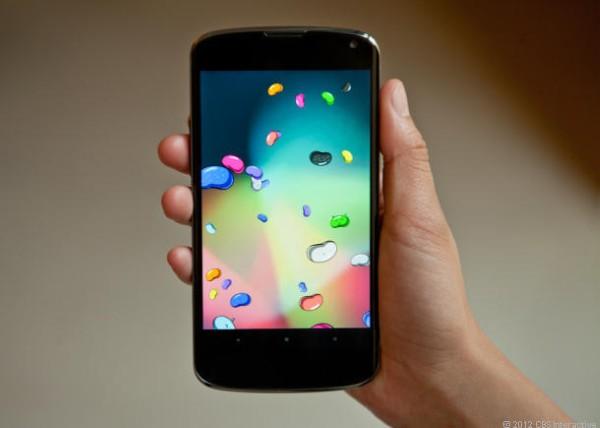 Đánh giá điện thoại LG Nexus 4