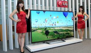 LG bán TV 84 inch giá 300 triệu đồng ở Việt Nam