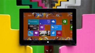 Microsoft Surface ăn lãi cao hơn Apple iPad